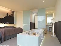 Окрашенное стекло Lacobel Blue Pastel REF1603 ST