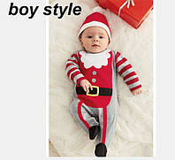 """Праздничный костюмчик """"Дед мороз""""(оптом), фото 1"""