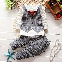 Модный костюм для юных стиляг(оптом), фото 1