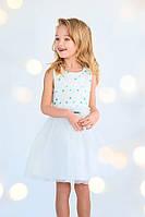 Модное платье для девочки 116(оптом)