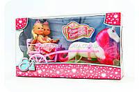 Кукольный набор «Эви и романтический экипажи» 5736646