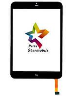 Сенсорный экран для планшета Fly Flylife Connect 7.85 3G Slim (197*132 мм), черный (p/n:FPC-C079T1234AA2)