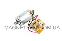 Плата + двигатель турбощетки для аккумуляторного пылесоса Zelmer VC1200.056 759264 (код:08879)