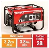 SH-4600EX ELEMAX Бензиновый генератор 4,0 кВт
