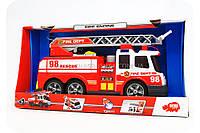 Машина фирменная «Пожарная машина с водными эффектами» 3308358