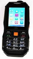 """Мобильный телефон Land Rover S16 (2 SIM) 2,4"""" 0,3 Мп black черный (без ламп) Гарантия!"""