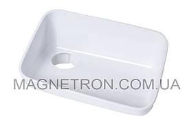 Лоток насадки мясорубки для кухонных комбайнов Bosch 652175 (code: 09210)
