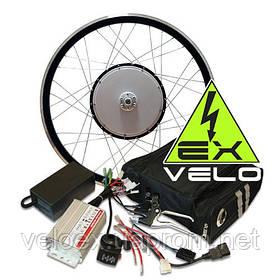 Электровелосипед. Почему именно электрический, почему именно велосипед?