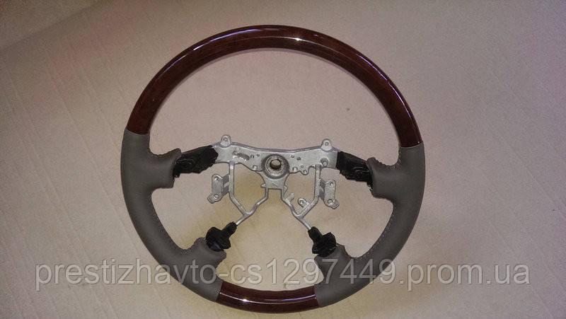 Руль на Toyota Land Cruiser Prado 120