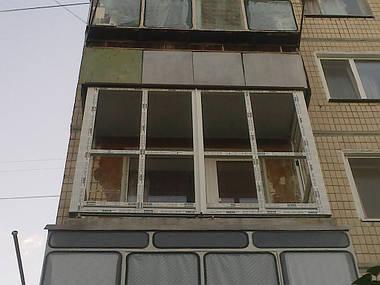 Французский балкон в 9-этажном доме