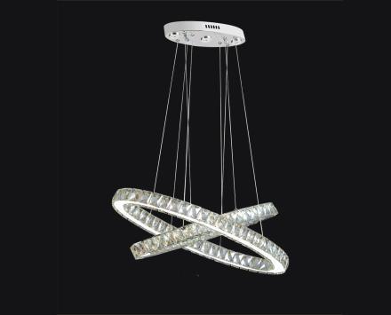 Люстра светодиодная LED 43W 9013-43/7+5