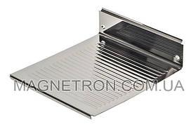 Поддон каретки (металлический) для ломтерезок Zelmer 493.0402 798430 (code: 09497)