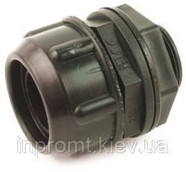 Фитинг прямой для гибких защитных шлангов. VE 32
