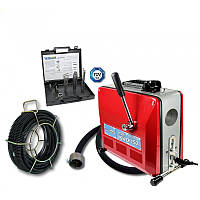 Секционная машина для прочистки канализации G.Drexl Maxi-Power 150