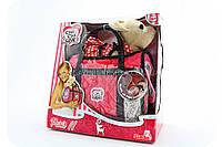 Собачка «Розовая мечта» в светящемся платье Chi Chi Love