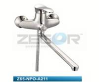 Смеситель для ванны ZEGOR NPO7
