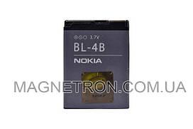 Аккумуляторная батарея BL-4B Li-ion для мобильных телефонов Nokia 700mAh (code: 11361)