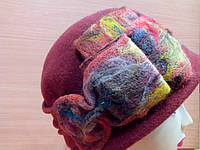 Шляпы RABIONEK из мягкой шерсти без отворота размер 56-57