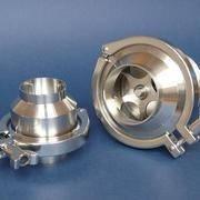 Обратный клапан Clamp DN25 с-с