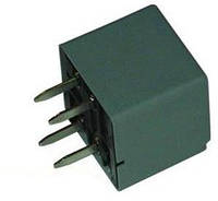 Реле поворотов, вентилятора, насоса топливного DAEWOO/CHEVROLET 4-х контактное (пр-во GM)