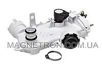 Тэн проточный с термосенсором и распределителем потока для посудомоечной машины Bosch 483355 (код:11565)