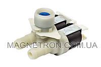 Клапан подачи воды 2/90/13,5мм для стиральной машины Whirlpool 481227128558 (код:09879)