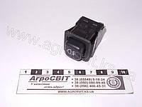 Выключатель кнопочный противотуманных фар (12V), 3832.3710-02.03