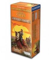 Колонизаторы. Города и рыцари. Расширение для 5–6 игроков (Catan: Cities & Knights 5-6 Player Extension) настольная игра