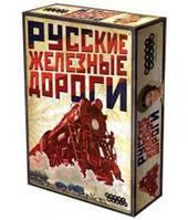 Русские железные дороги (Russian Railroads) настольная игра