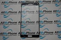 Стекло корпуса для мобильного телефона Samsung  N9100 Note 4 черное