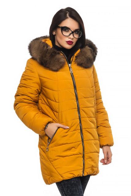 Зимняя верхняя женская одежда норма