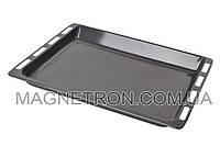 Глубокий эмалированный противень для духовки плиты Bosch 464.6x375x37mm 434178 (код:11681)