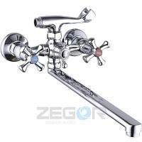 Смеситель для ванны ZEGOR DTZ