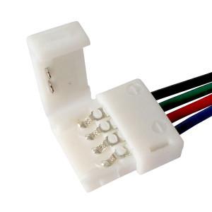 Коннектор для светодиодных лент OEM №8 10mm RGB joint wire (провод-зажим)