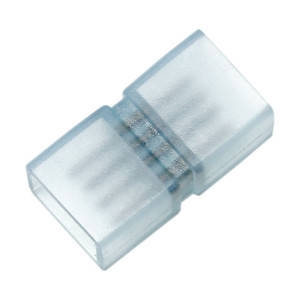 Коннектор для светодиодных лент 220В 5050 RGB (2 разъёма+4pin(2шт.)), фото 2