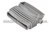 Патрубок соединтельный (нагнетателя сушки) для стиральной машины Bosch 663615 (код:11597)