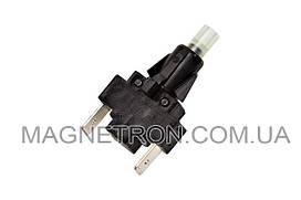 Выключатель освещения духовки (2-х контактный) для плиты Bosch 171526 (code: 11624)
