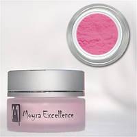 Акриловая пудра Прозрачная темно-розовая (Dark Pink) 140г