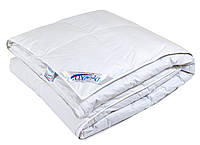 Одеяло полуторное пуховое касетное Любимое 155х215