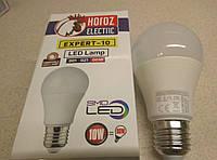 Светодиодная лампа диммируемая типа А60 Horoz LED 10W 4200K для общего и декоративного освещения
