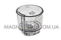 Чаша измельчителя + крышка для кухонного комбайна Bosch 481094 (код:12302)