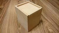 Коробка фанерная 9,5*10,5*12 (В) см.