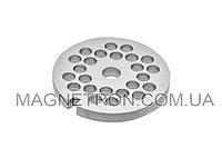 Решетка (сито) для мясорубок Bosch 6mm 028143 (код:09215)