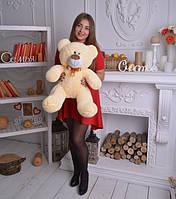Мягкая игрушка мишка ВЕНЯ 85 см