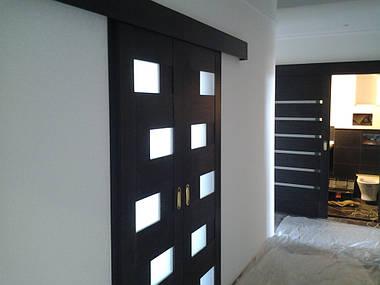Двери  раздвижные межкомнатные
