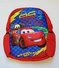 Рюкзак дитячий для хлопчиків Тачки