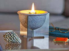 Комнатный факел-свеча M Granicuum с крышкой