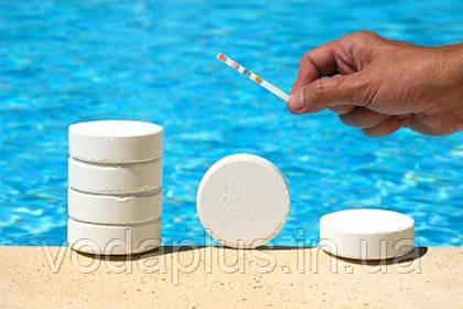 Почему необходима химия для бассейнов?