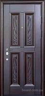 Стандартная входная металлическая дверь