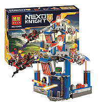 "Конструктор Bela 10486 Nexo Knights (аналог Лего 70324) ""Библиотека Мерлока 2.0"" 300 дет"
